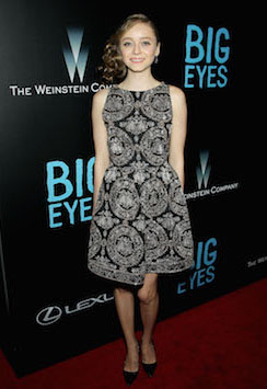 "New York Premiere of ""BIG EYES"" in Partnership with FIJI Water and Lexus"
