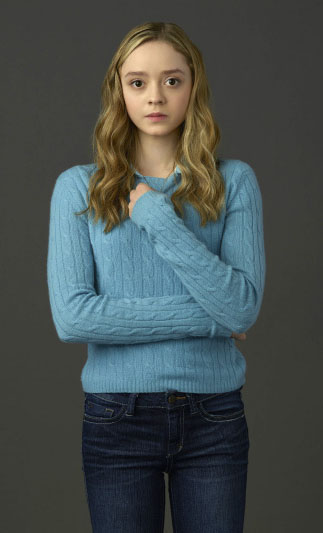 "THE FAMILY - ABC's ""The Family"" stars Madeleine Arthur as Young Willa. (ABC/Bob D'Amico)"